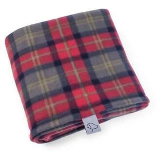 Check Comforter 70 x 100cm