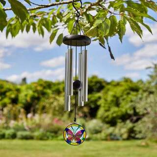 Butterfly Magic Windchime 53 cm