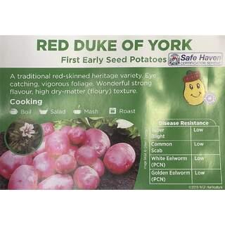 Red Duke Of York 2Kg