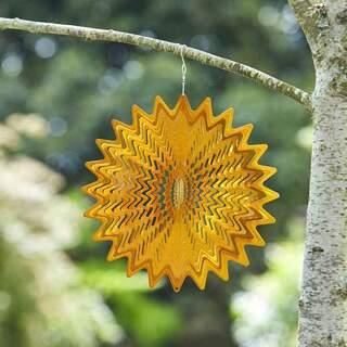Golden Ray Spinner 12in