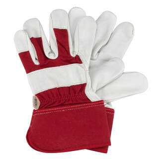 Premium Riggers Red Sml Size 7