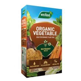 Organic Potato & Veg Feed 1.5kg