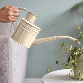 Home and Balcony Watering Can Ivory 1L