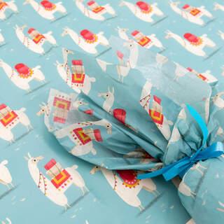 Dolly Llama Tissue Paper 10 Sheets