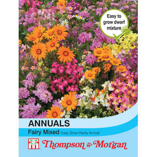 Easy Annuals Fairy Mixed