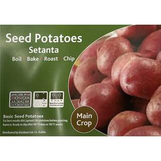 Setanta Second Early 2Kg