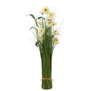 Faux Bouquet Pearl Blooms 70 cm