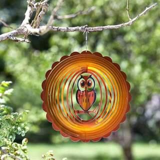 Owl Spinner 30 cm