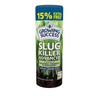 GS Slug Killer Advanced Organic 15% extra free