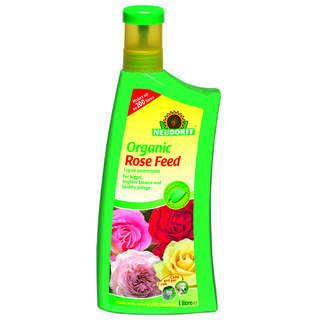 Organic Rose Food 1L
