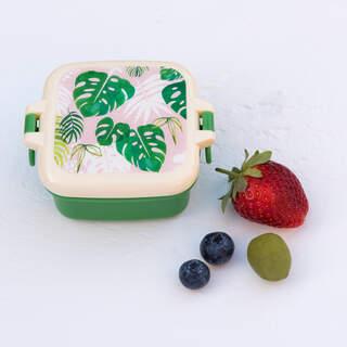 Tropical Palm Snack Pot