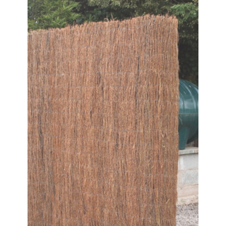 Brushwood Screen 1M X 4M