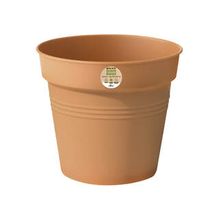 green basics growpot 17cm mild terra