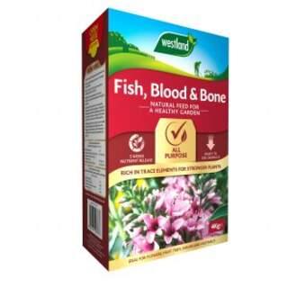 FISH, Blood and Bone 4kg