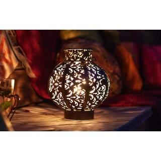 Morocco Globe Lantern Small