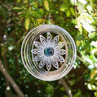 Floral Orb Spinner 30 cm