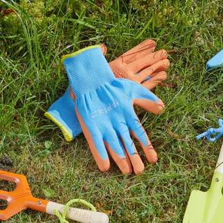 Junior Diggers 6-10yrs Blue Orange