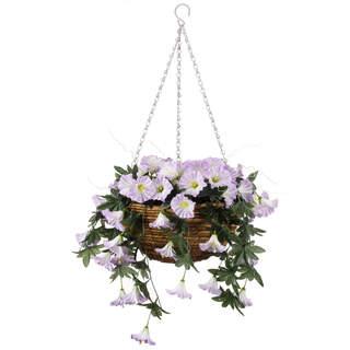Easy Basket Spring Bloom