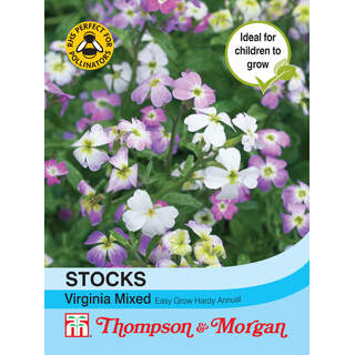 Stocks Virginia Mixed
