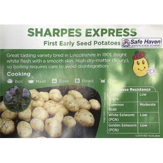 Sharpes Express Fst Erly 2Kg