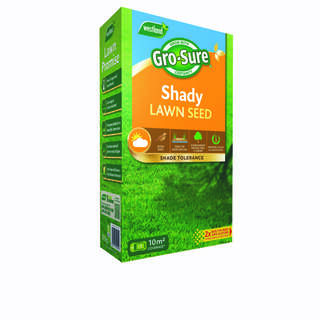 Gro-sure Shady Lawn Seed 10m2