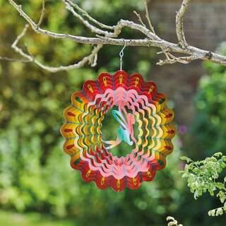 Fairy Rainbow Spinner 30 cm