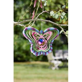 Gazing Butterfly Spinner 30 cm