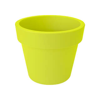 green basics top planter 47cm lime green