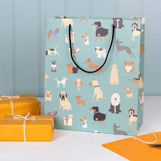 Large Best In Show Gift Bag