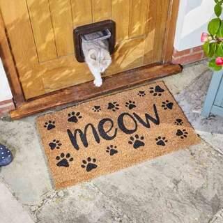 Meow 75x45cm