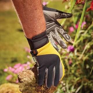 Advanced Grip & Protect Lrg Size 9