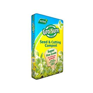 Gro-Sure Seed & Cutting Compost 10L