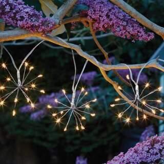 Starburst Lights Set of 10