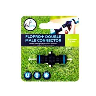 Flopro Double Male Connector