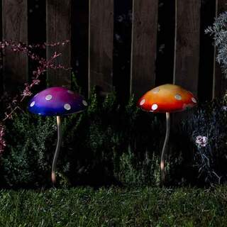 Giant Glow Shrooms