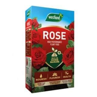Rose Food Enriched Horse Manure 1kg