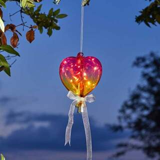 Firefly Balloon Heart
