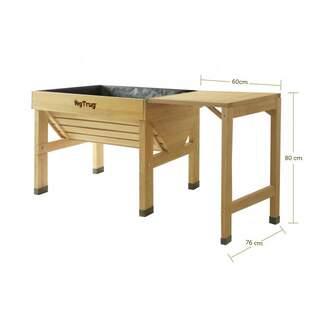 Classic VegTrug Side Table Natural
