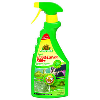 Bugfree Bug and Larve Killer 750ml Rtu