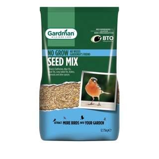 GM No Grow Seed Mix 12.75kg
