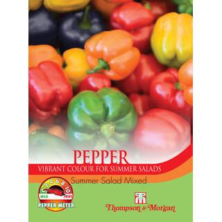 Pepper Summer Salad Mix