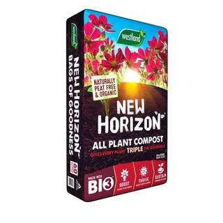 New Horizon All Plant Mix 60L