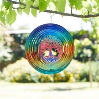 Flamboya Tree Spinner 30 cm