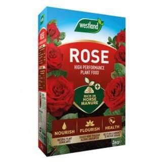 Rose Food Enriched Horse Manure 3kg