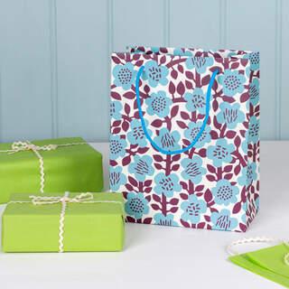 Small Astrid Flower Gift Bag