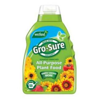 Gro-Sure Super Enriched All Purpose Food 1L 50%