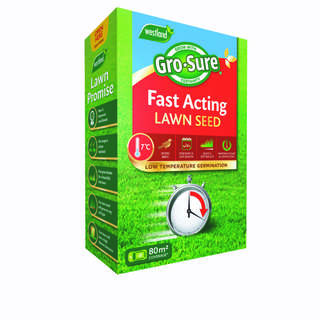 Gro-Sure Lawn Seed 80m2