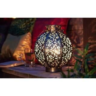 Morocco Globe Lantern Medium
