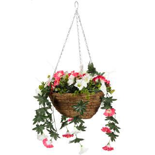 Easy Basket Summer Bloom